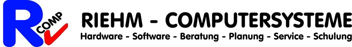 Riehm – Computersysteme
